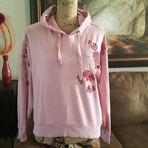 Jessica Simpson hoodie